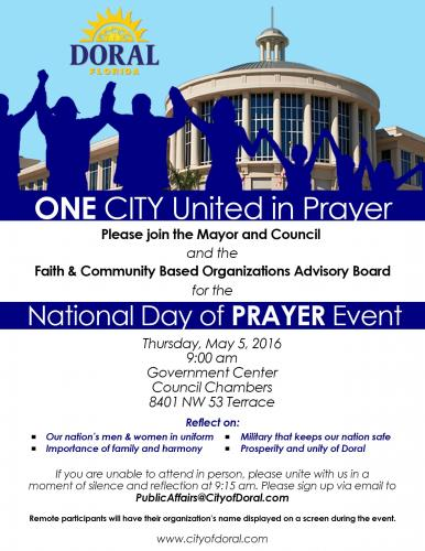 doral-city-hall-for-our-national-day-of-prayer-service
